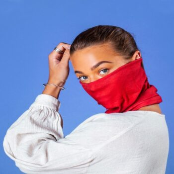 Bumpaa Sublimation Snood Blanks (Pack of 24) SW003